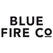 gk Mode - Logo Blue Fire